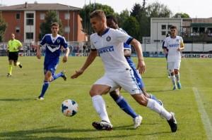 George Puscas, sette reti per lui nelle prime due partite di campionato. Un inizio davvero alla grande per il giovane attaccante rumeno dell'Inter