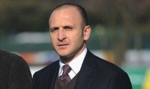 Piero Ausilio, d.s. dell'Inter con il calciomercato nel sangue