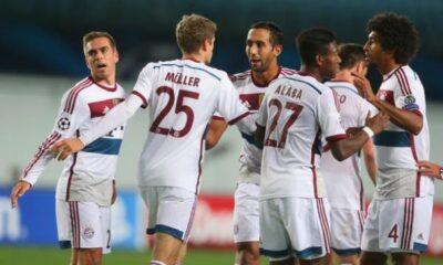 Il Bayern Monaco, corsaro in terra russa