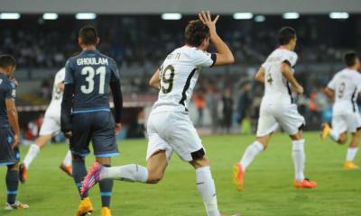 Belotti, doppietta contro il Napoli
