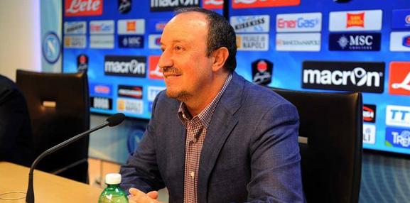 Napoli roma benitez conferenza stampa