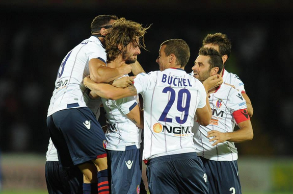 Il Bologna torna al successo a Terni