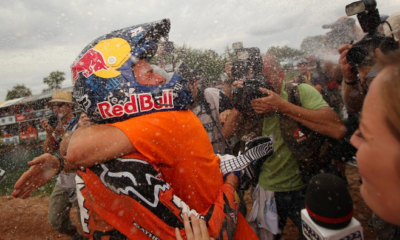 Antonio Cairoli, campione del mondo Motocross per l'ottava volta