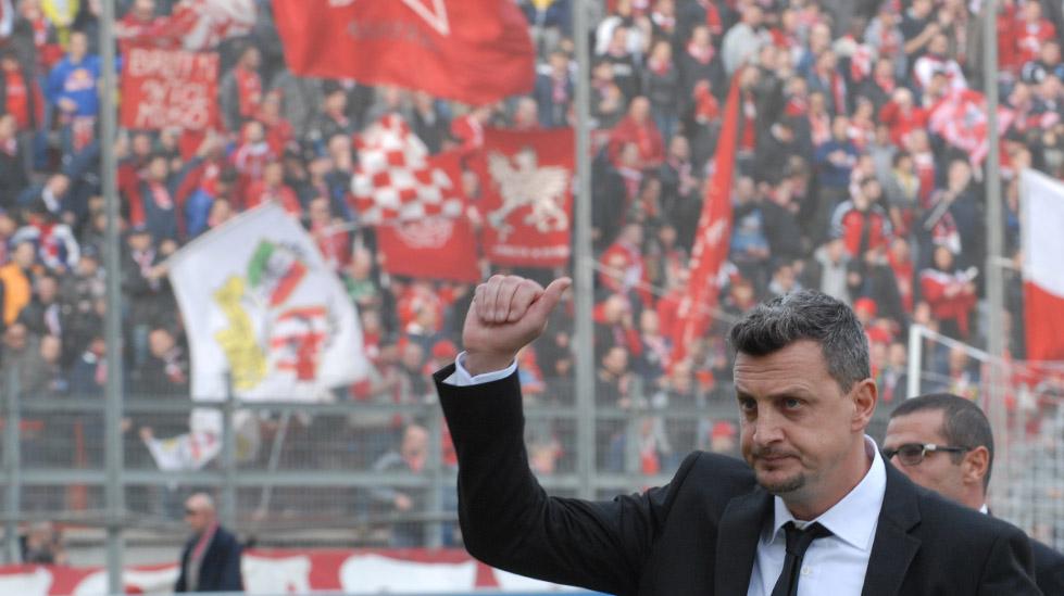 Andrea Camplone si impone con il suo Perugia in trasferta a Bari