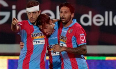 Catania-Pescara 2-1