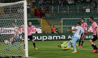Palermo-Lazio 0-4, Djordjevic tripletta