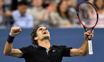 Roger Federer in semifinale agli US Open