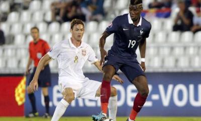 Francia bloccata sull'1-1 dalla Serbia