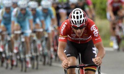 Adam Hansen conquista la diciannovesima tappa della Vuelta