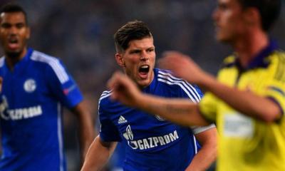 Schalke-Maribor 1-1, Huntelaar