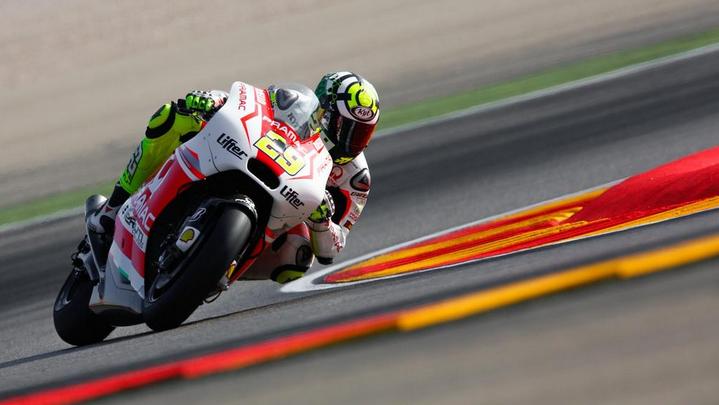 Iannone, primo nelle F1 del Gp d'Aragona