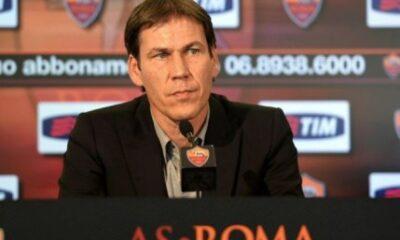 Garcia in conferenza con il capitano: c'è attesa per l'esordio in Champions