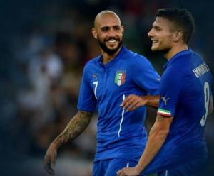 Italia: La coppia Immobile-Zaza, il futuro della Nazionale
