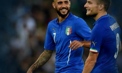 Zaza e Immobile guideranno l'attacco dell'Italia
