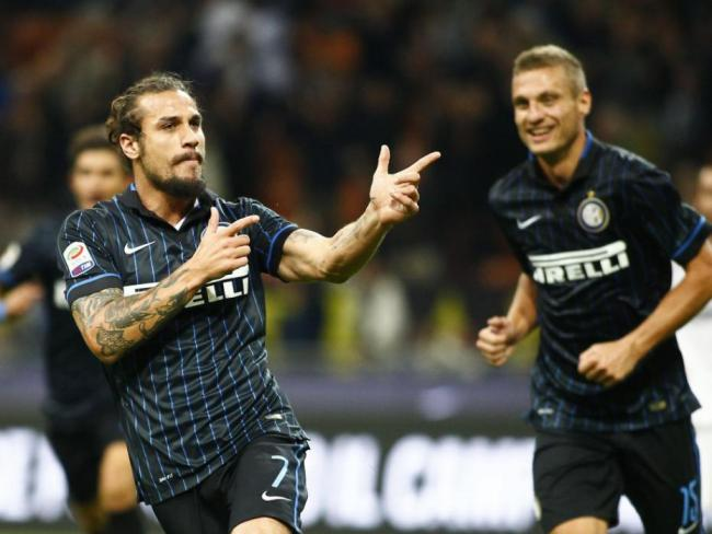Questa è sempre più l'Inter di Osvaldo.