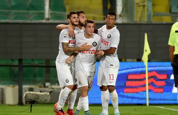 Palermo-Inter 1-1, Kovacic