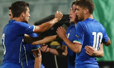 Under 21, Italia -Slovacchia.