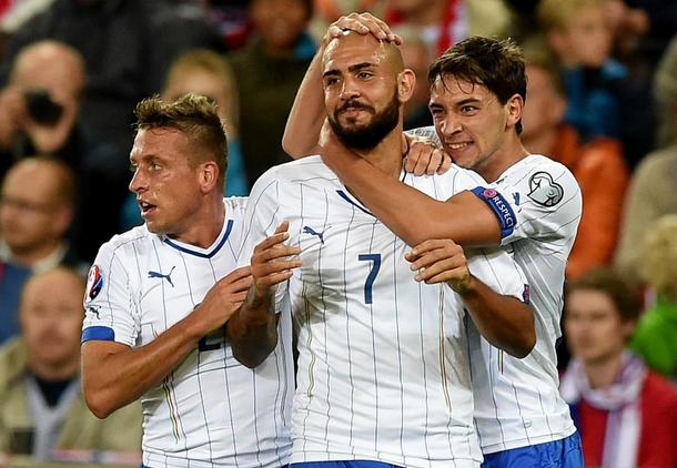 L'Italia vince 2-0 in Norvegia nella prima gara di qualificazione ad Euro 2016