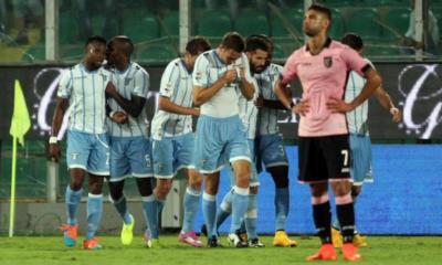 Palermo-Lazio 0-4