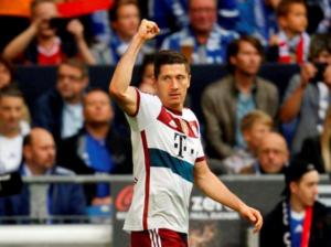 Robert Lewandowski segnerà anche alla sua ex squadra 5 gol?