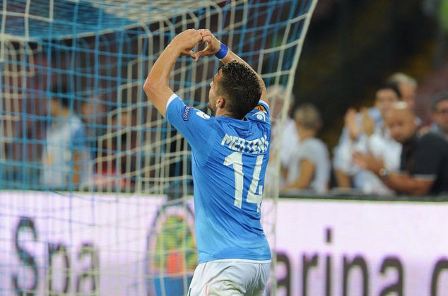 Fantacalcio Europa League: Mertens titolare col Napoli