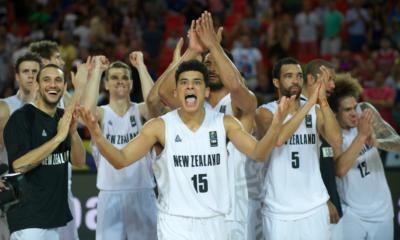 Fiba World Cup: bene la Nuova Zelanda, Ucraina sconfitta