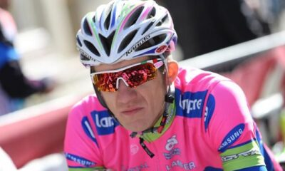 Przemyslaw Niemiec, vincitore della quindicesima tappa della Vuelta