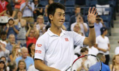 Kei Nishikori, finalista dello US Open 2014