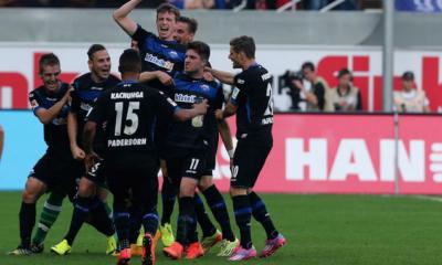 Paderborn, rivelazione di inizio Bundesliga