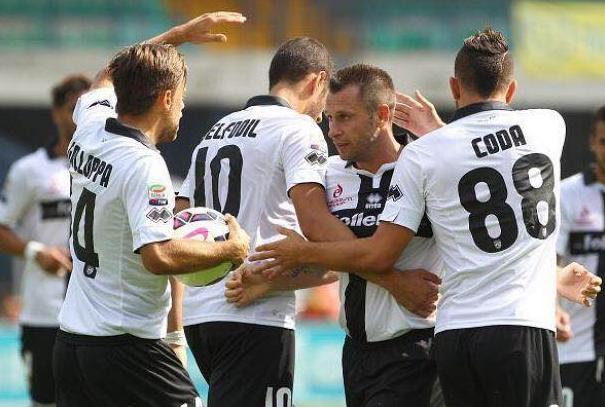 Chievo-Parma 2-3