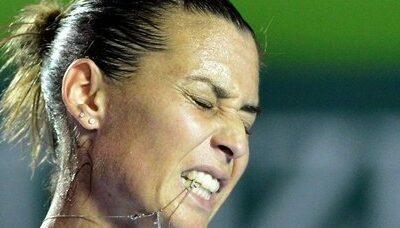 Flavia Pennetta, eliminata ai quarti di finale dello US Open