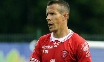 Rodrigo Taddei, centrocampista del Perugia