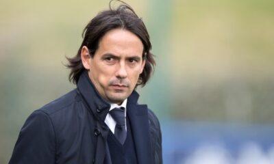 Simone Inzaghi, tecnico della Lazio Primavera