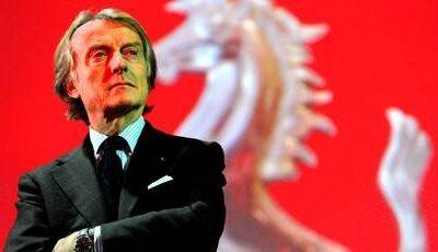 Luca Cordero di Montezemolo, da ieri non è più il presidente della Ferrari dopo 23 anni