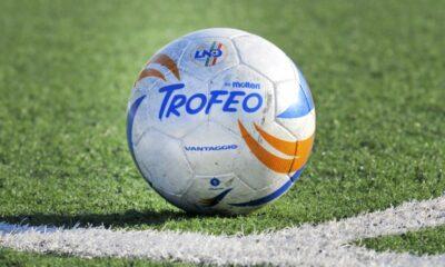"""""""Trofeo"""", pallone ufficiale del campionato di Serie D"""