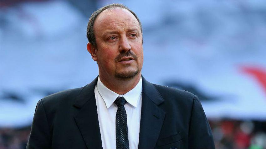 Rafa Benitez, tecnico del Napoli dalla passata stagione