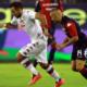 Quagliarella, in gol contro il Cagliari nel 2-1