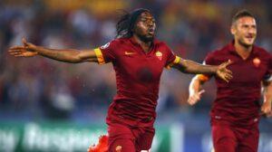Gervinho, capocannoniere della Roma in questa Champions League