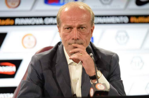 """Roma: Walter Sabatini: autore di acquisti """"a perdere"""""""