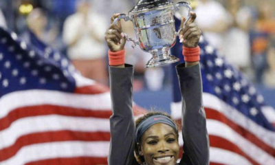Serena Williams vince il suo 6° US Open