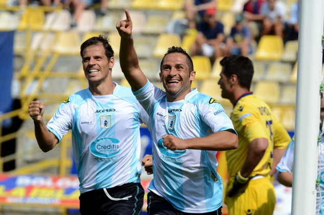 La Virtus Entella blocca il Bologna sull'1-1