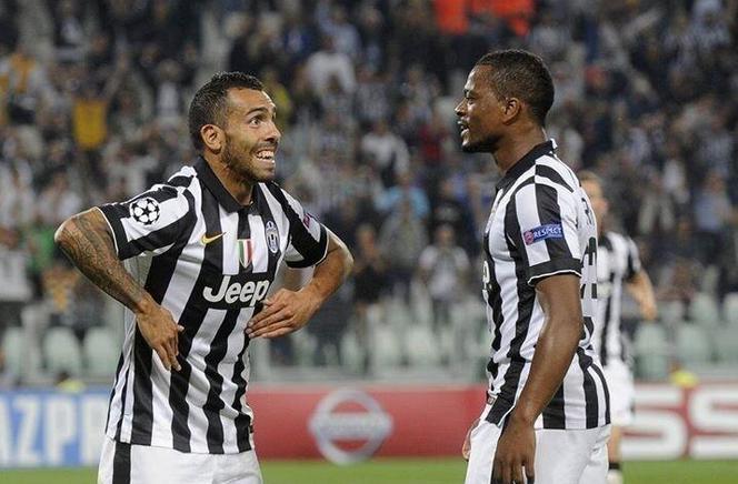 Tevez, Juventus-Torino