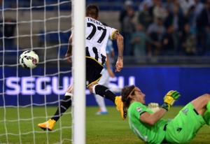 Thereau, decisivo contro la Lazio