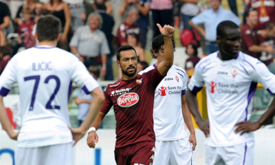 Torino-Fiorentina 1-1, Quagliarella