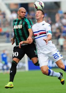 Flop Zaza contro la Sampdoria