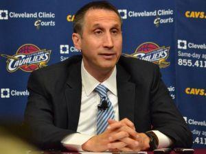 David Blatt, nuovo coach dei Cleveland Cavaliers