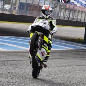 Andrea Migno: dal 2015 pilota Sky Racing Team VR46