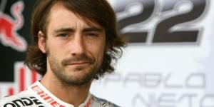 Pablo Nieto, volto nuovo nel Rossi's team