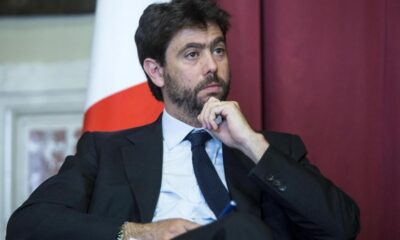 Andrea Agnelli attacca l'Inter su Calciopoli
