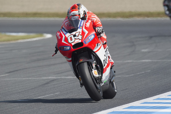 Dovizioso in pole position nel Gp di Motegi